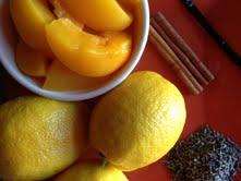 peachcobbleringredients