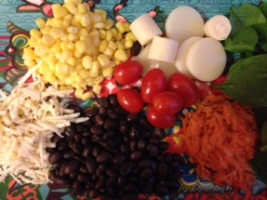 Salad I Ingredients