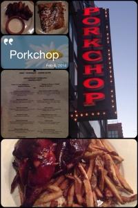 Porkchop Experience