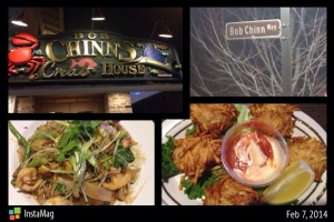 Experience @ Bob Chinn's Crab House