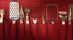12 Piece Garnishing Tool Set