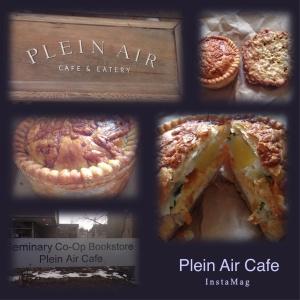 My Experience @ Plein Air Café