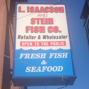 L. Isaacson's & Stein Fish Company