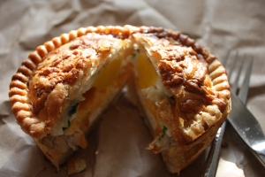 Spinach Royal Pie