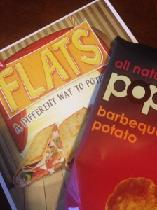 Introduction to Potbelly's Flat with Popchips