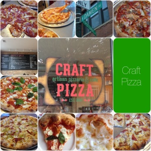 My Experience @ Craft Pizza