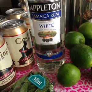 A few things for Spiked Ginger Beer