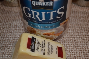 Grits & Cheese