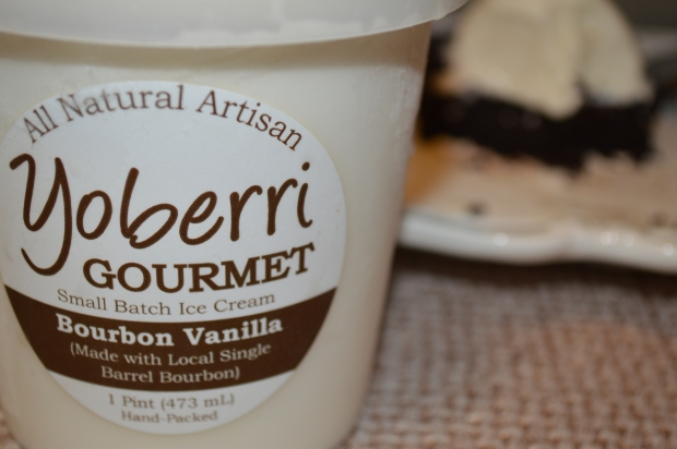 Yoberri Bourbon Vanilla Ice Cream