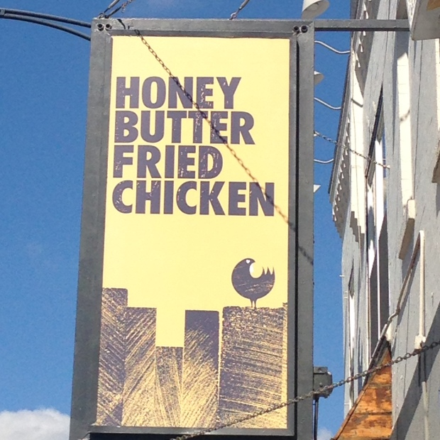 Honey Butter Fried Chicken Chicago