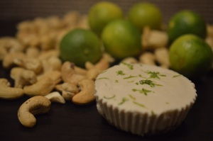 Raw Vegan Key Lime Cheesecake