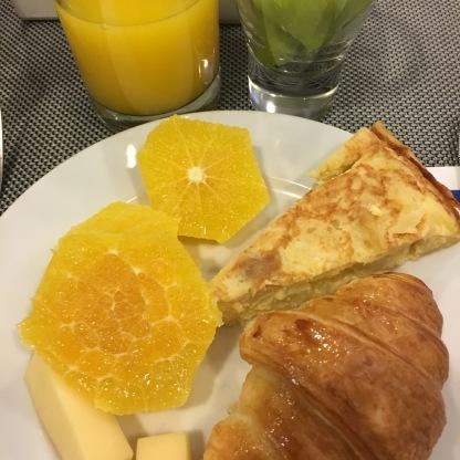 Spanish tortilla day 1