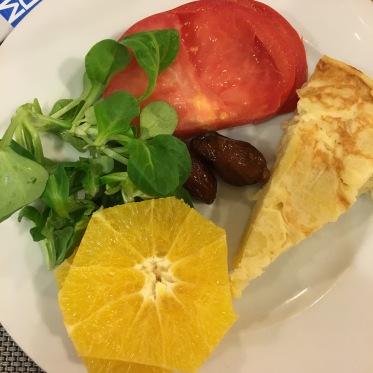 Spanish tortilla day 9